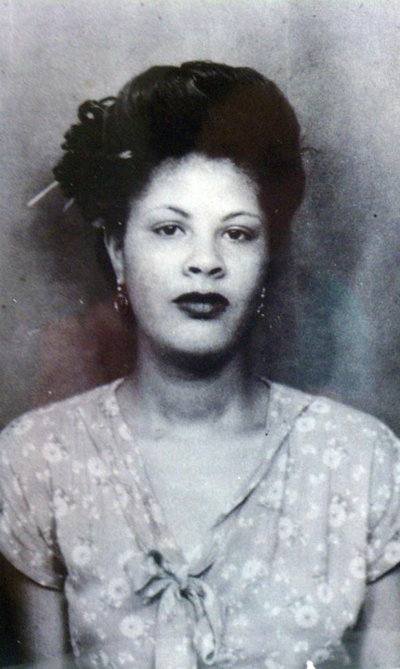Rosa Mae Campbell