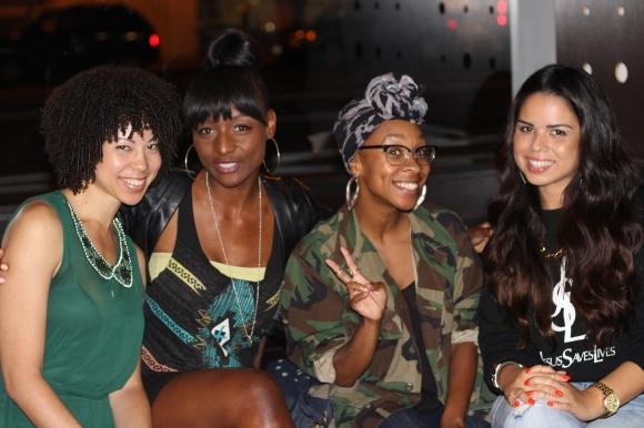 Fly Girls Unite